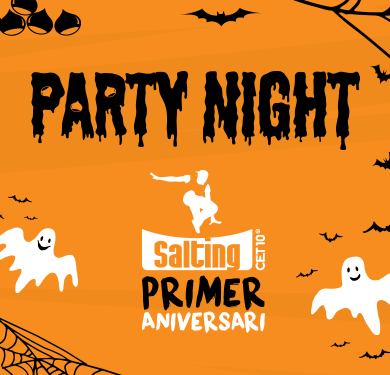 Party Night - Salting Barcelona
