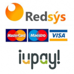bosc urba redsys virtual sermepa servired card payment pagament segur iupay